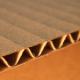 Гофрокартон листовой трехслойный (3х слойный)
