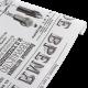 Газетная бумага с рисунком