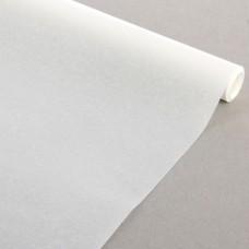 Бумага папиросная (тишью) белая в рулоне