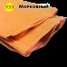 Бумага папиросная - тишью одноцветная в листах