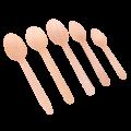 Одноразовые деревянные ложки