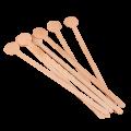 Деревянный размешиватель (весло)