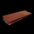Пакет металлизированный бордовый с центральным швом (двухшовный)