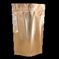Пакет дой пак металлизированный матовый с замком zip-lock