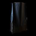 Пакет пятишовный черный матовый