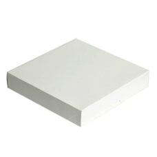 Коробки для тортов, белые