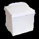 Короба для тортов «Эконом» белые