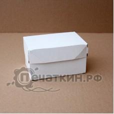 Упаковка для тортов, десертов белая