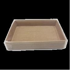 Упаковка для конфет с прозрачной крышкой