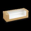 Коробочка для кондитерских изделий с окном