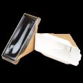 Упаковка для сэндвичей с прозрачной крышкой