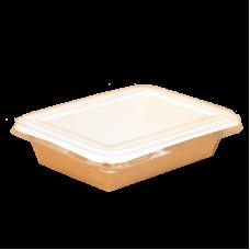 Салатник с прозрачной крышкой