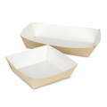 Упаковка для картофеля фри, бургера