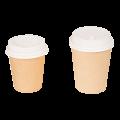 Стаканы для горячих напитков «Крафт»