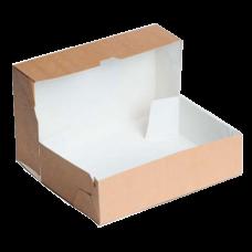 Упаковка для тортов, десертов крафт