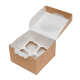 Упаковка для маффинов