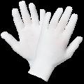 Перчатки для официантов нейлоновые белые