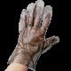 Перчатки полиэтиленовые черные