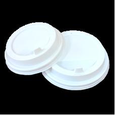 Крышки для бумажных стаканов 80 и 90 мм.