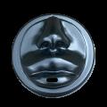 Крышки в форме губ для бумажных стаканов