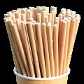 Трубочки бумажные Крафт