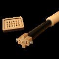 Термоштампы (термоклейма) со сменными символами