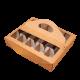 Коробочка для кейк-попсов с окном