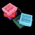 Коробочки для конфет цветные