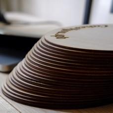 Деревянные подложки под торт