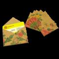Декоративные крафт конверты