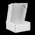 Коробка самосборная без окна, белая