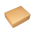Крафт коробки из рифленого картона