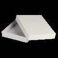Коробки крышка дно, белые