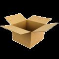 Четырехклапанная коробка (гофрокоробка)