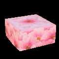 Коробочка для сладостей Цветы