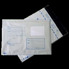 Пластиковый (полиэтиленовый) почтовый пакет с логотипом Почта России