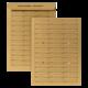 Крафт конверты для внутренней почты