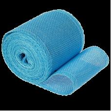 Ленты холщевые голубые