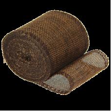 Ленты холщевые коричневые