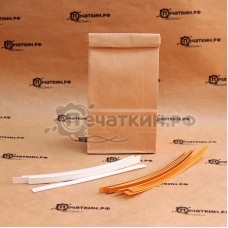 Фиксатор зажим для пакетов