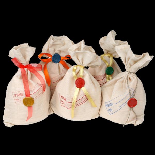 Упаковка своими руками мешочки