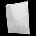 Бумажные пакеты с V-образным дном белые