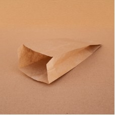 Крафт пакеты с V-образным дном 40 гр