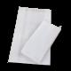 Пакеты с V-образным дном белые жиростойкие