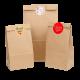 Наклейки для бумажных пакетов