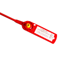 Номерная пластиковая пломба Стрела