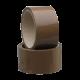 Клейкая лента упаковочная темная 48 мм х 120 метров