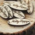 Шильдики из дерева на заказ