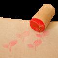 Деревянный штамп для ткани, глины, теста, мыла