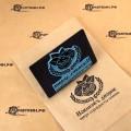 Штамп с логотипом